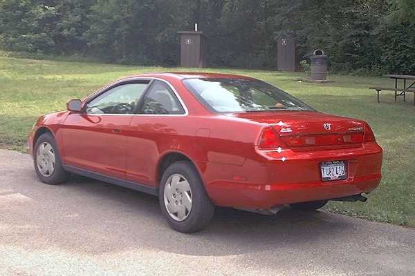 Honda Accord V6 LX Coupe